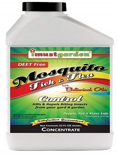 Imustgarden Mosquito Tick and Flea Control