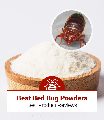 Top 5 Best Bed Bug Powder of 2019