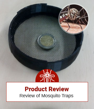 Top 6 Best Mosquito Traps Reviewed