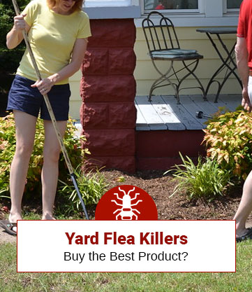 Yard Flea Killers: Buy the Best Product?