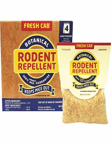 Rodent Repellent 4 Scent Pouches