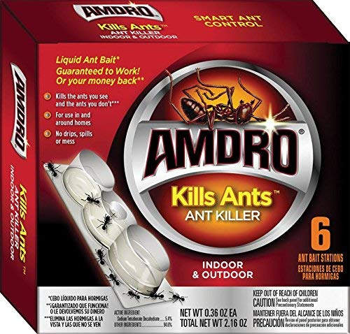 Amdro Indoor/Outdoor Ant Traps