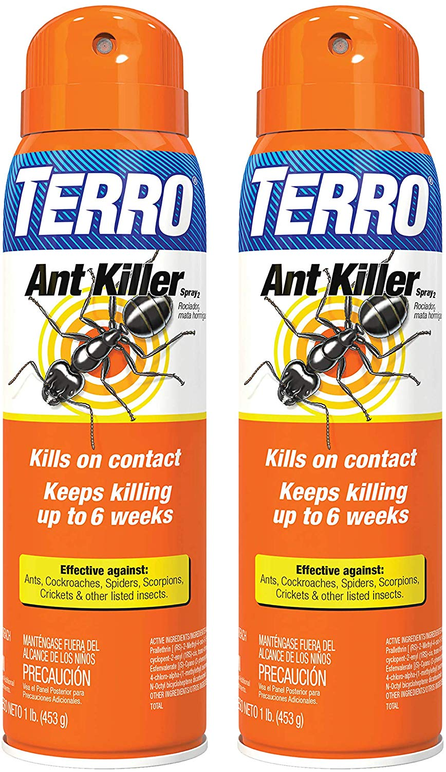 TERRO T401 Ant Killer Aerosol Spray