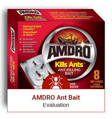 AMDRO Ant Bait: How effective is it?