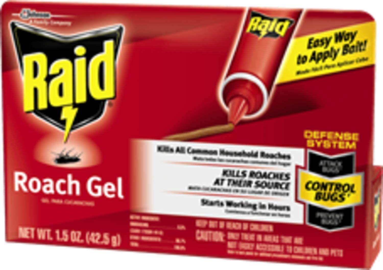 Raid Roach Gel