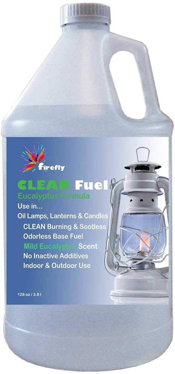 Firefly Clean Fuel with Eucalyptus Essential Oil