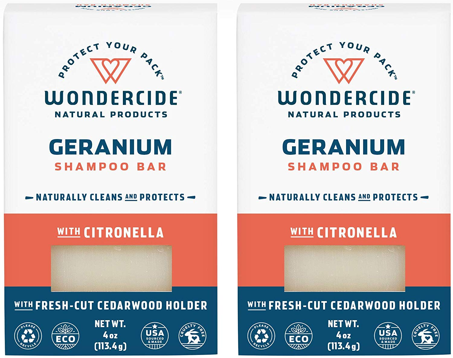 Wondercide Natural Flea & Tick Shampoo