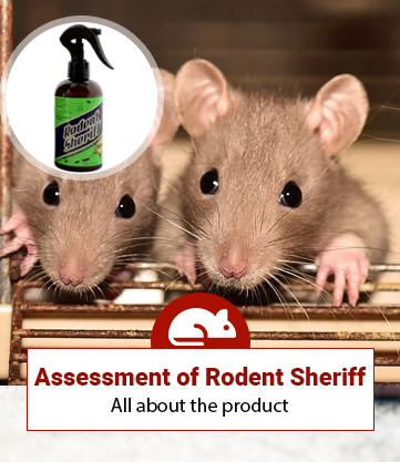 Rodent Sheriff for rodent elimination: How's the product?